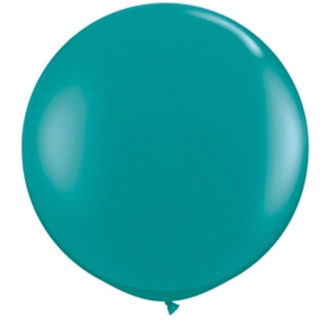 Qualatex 52124 36 in. Jewel Teal Latex Balloon - image 1 of 1