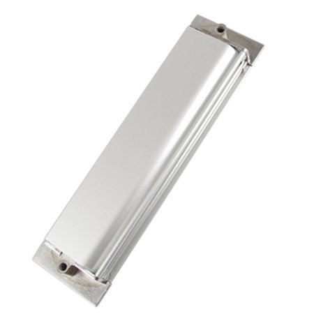 """Unique Bargains Sliding Window Silver Tone 5.5"""" Long Flush Pull Handle"""
