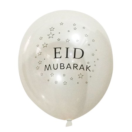 KABOER 10PCs Party Decorative Balloons Eid Festival - Halloween Balloon Festival Phoenix