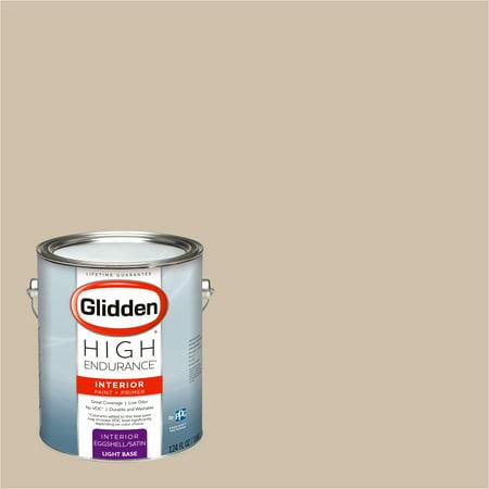 Glidden High Endurance, Interior Paint and Primer, Sudan Sand Beige, # 30YY 53/125