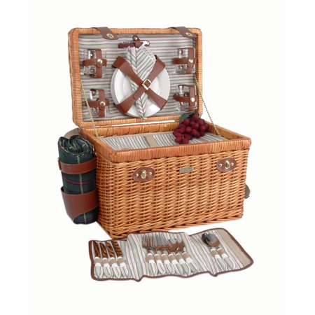 Picnic & beyond The Enchanted Evening Collection - B Willow Basket