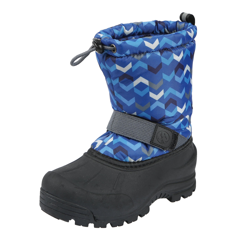 Northside Boy Girls Toddler//Little Kid//Big Kid Frosty Insulated Winter Snow Boot