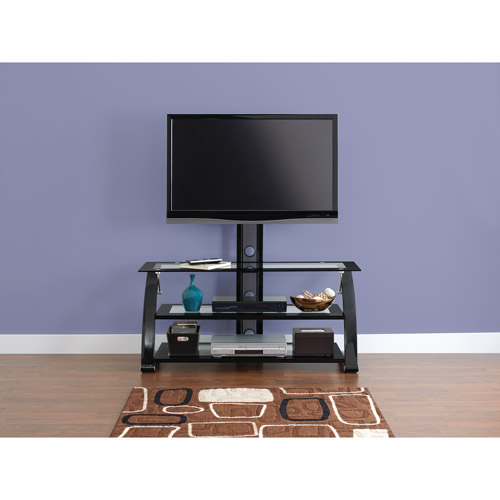 tv cabinets walmart spar glass and metal tv stand for tvs up to 65 quot walmart 27348