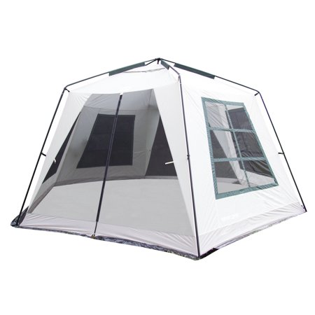 Tahoe Gear Aspen Creek Screen House Outdoor Picnic Shelter Canopy Gazebo Tent
