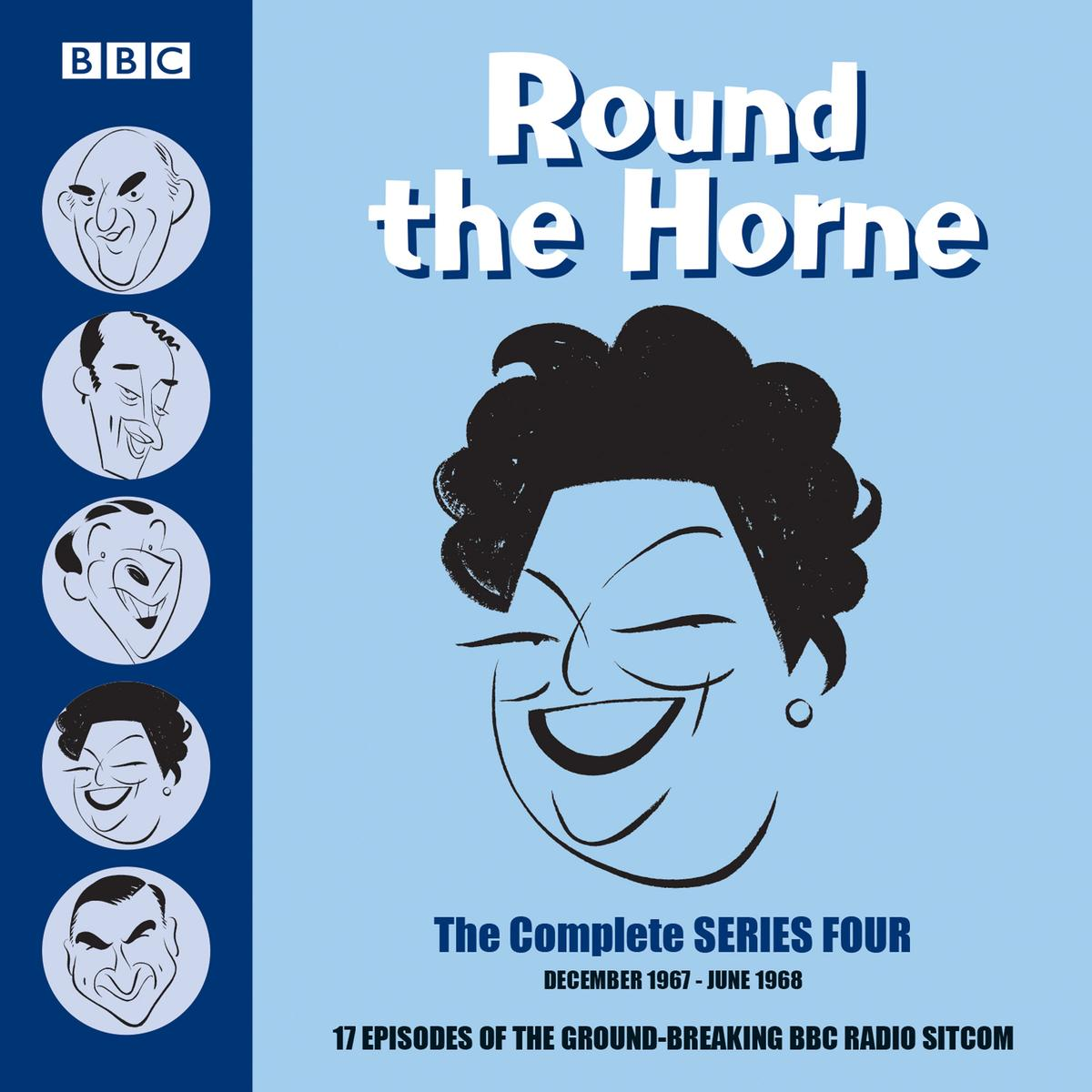 Round the Horne: Complete Series 4 - Audiobook