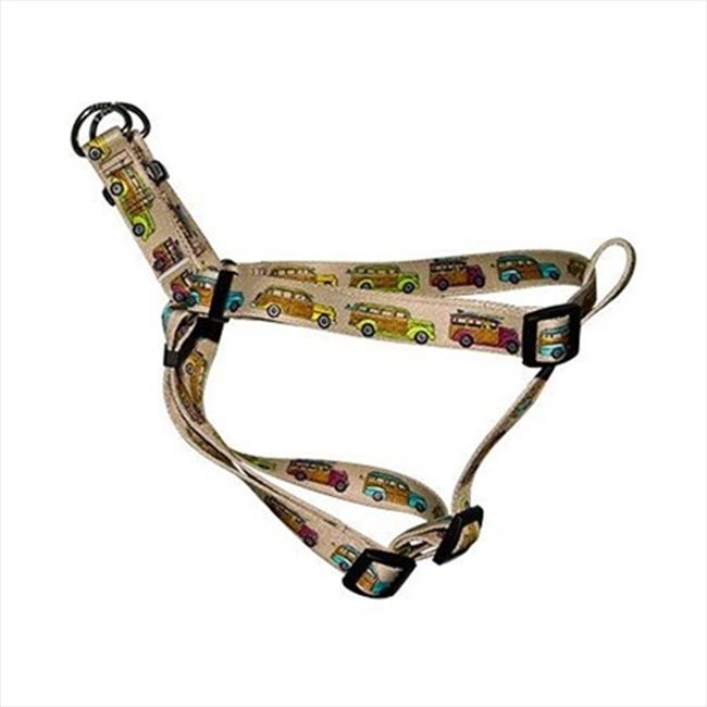 Yellow Dog Design Woodies Step-In Harness