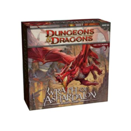 Dungeons And Dragons Wrath Of Ashardalon By Wizards Of The Coast