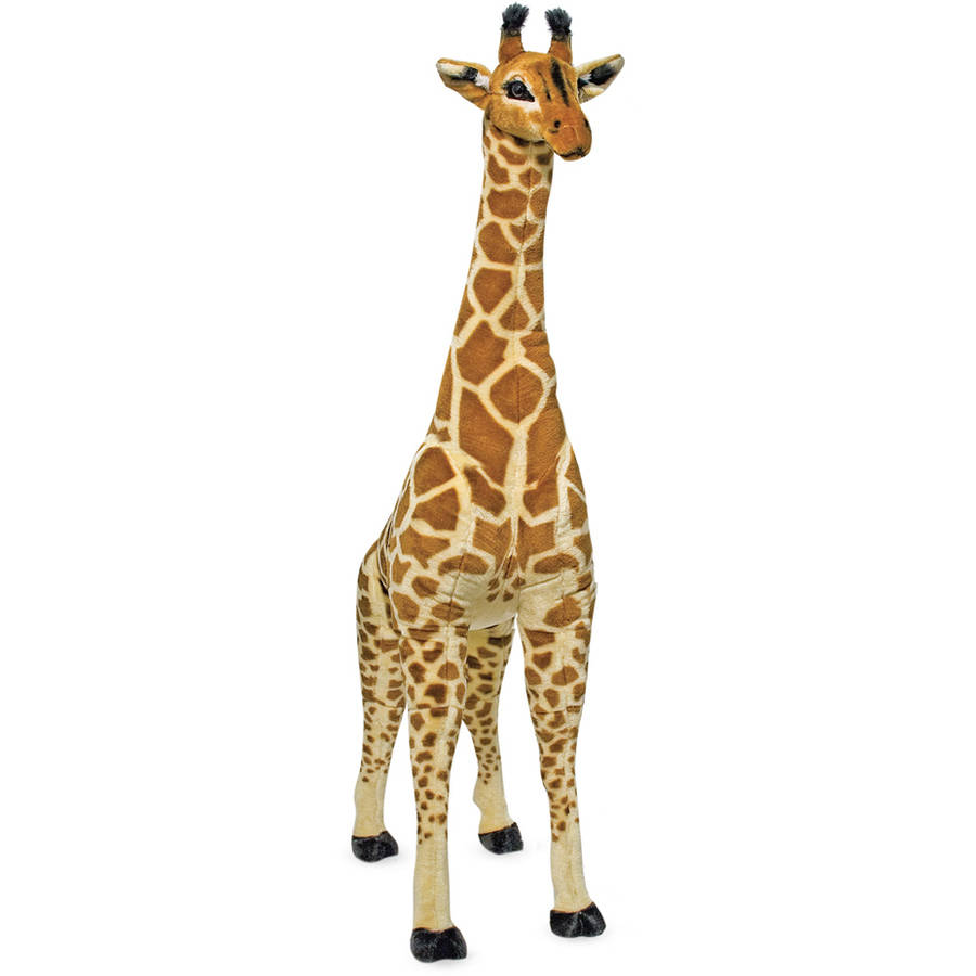 Melissa & Doug Giant Giraffe Lifelike Stuffed Animal (over 4 feet tall) by Generic