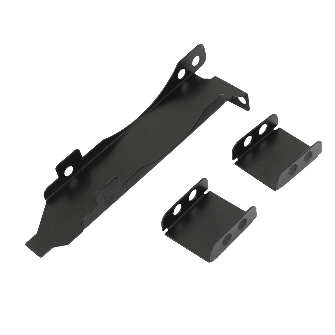 PC PCI Slot Bracket Dual Fan Rack Mount Set for VGA Video Card System Cooling