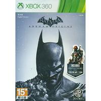 Batman Arkham Origins - Xbox 360 - Region Free - Asian Version