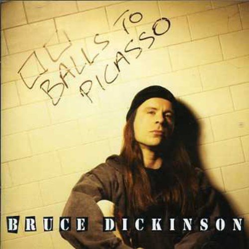 Bruce Dickinson - Balls to Picasso [CD]