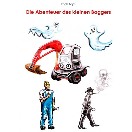 Die Abenteuer des kleinen Baggers - eBook - Die Kleinen Einsteins Halloween