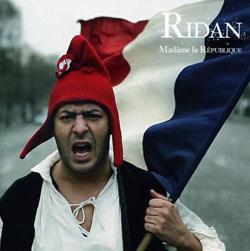 Ridan - Madame La Republique [CD]