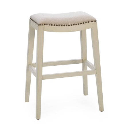 Belham Living Newport Backless Bar Stool
