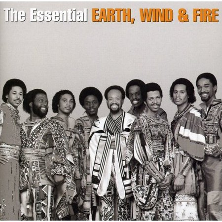 The Essential Earth, Wind & Fire (2CD)