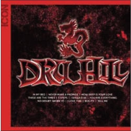 Dru Hill - Icon Series: Dru Hill (CD)