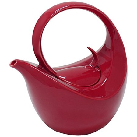 Chantal 92-TPOL RA Olivia Teapot, 0.75 quart, Red ()
