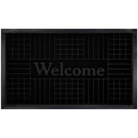 4x5 Mat - Welcome Mat Geometric