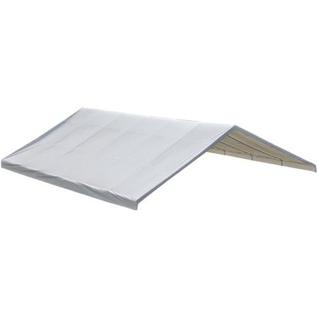 Shelterlogic Canopy White Replacement Cover for 2-3/8