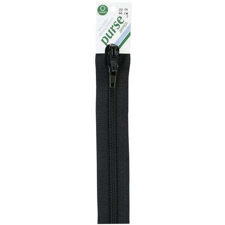 Coats: Thread & Zippers Purse Double Slider Zipper, 22