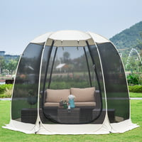 Deals on Alvantor 10-ft x10-ft Gazebo Pop Up with Mosquito Netting