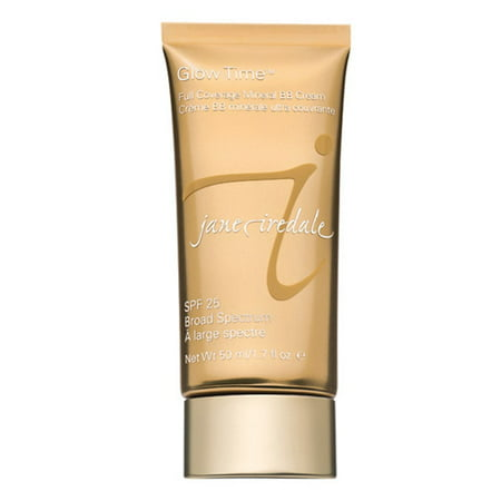 Jane Iredale Glow Time Full Coverage Mineral BB Cream, BB7 Medium, 1.7 -