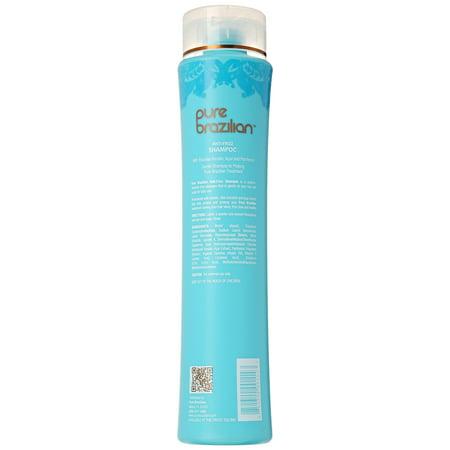 Pure Brazilian - Anti Frizz Daily Wash 13.5 Ounces ()
