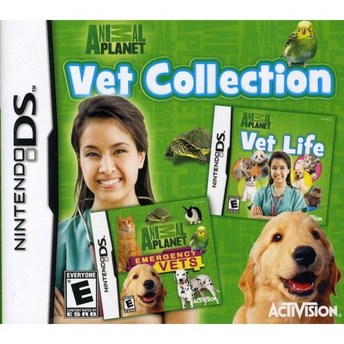 Animal Pet Vet Collection (DS)