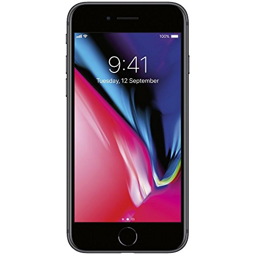 Refurbished Apple iPhone 8 Plus 64GB, Space Gray - Locked AT&T