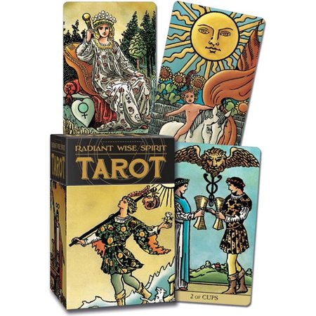Tarot Card Box (Radiant Wise Spirit Tarot)