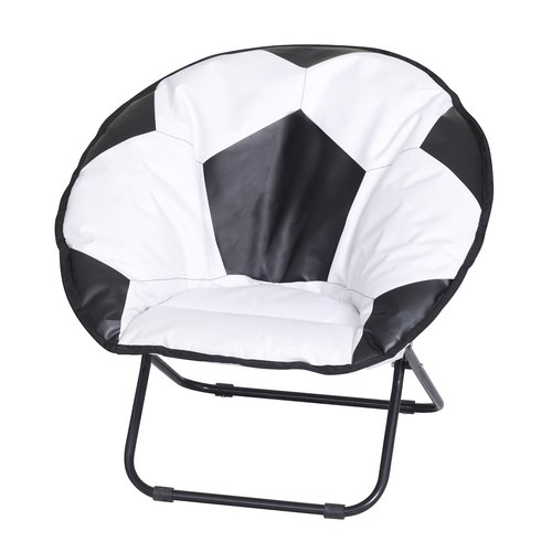 Mainstays Mini Saucer Chair, Soccer Ball
