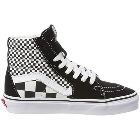 a2aebbcf83 Vans - Vans Unisex Sk8-Hi Hi-Top Skate Sneakers - Walmart.com