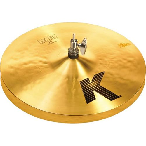 "Zildjian K Zildjian 14"" Light Hi Hat Cymbals by Zildjian"