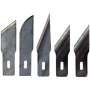 EXC20004 EXCEL HOBBY KNIFE BLADE PKG ASTD HEAVYDUTY 5PC