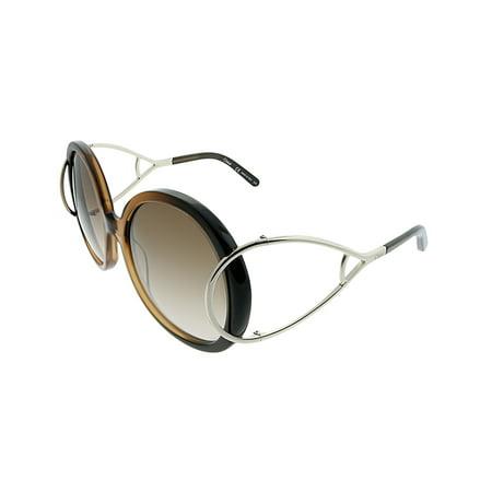 Chloe Jackson CE 703S 233 Womens  Round Sunglasses