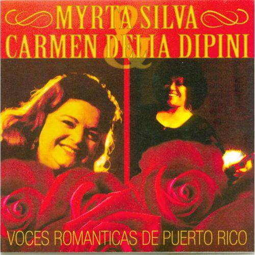 Voces Romanticas De Puerto Rico