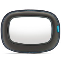 Brica Baby In-Sight Car Mirror, Gray