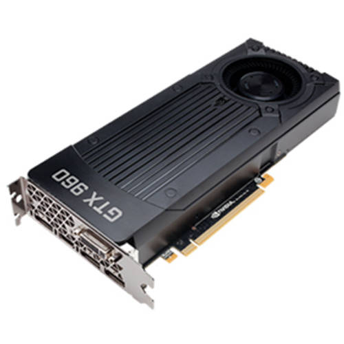 NVIDIA GTX 960 2GB Video Card with 500W Power Supply