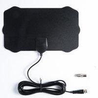 1080P 4K Recept 200 Miles Range Digital signal Antenna Indoor Digital HD TV