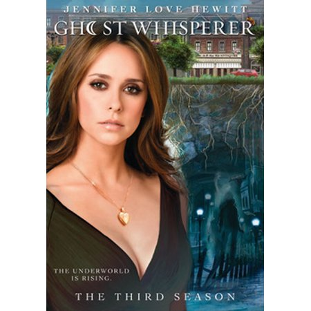 Ghost Whisperer: The Third Season (DVD) - Ghost Shows On Halloween