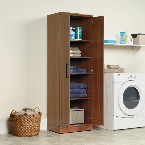 sauder homeplus storage cabinet - walmart