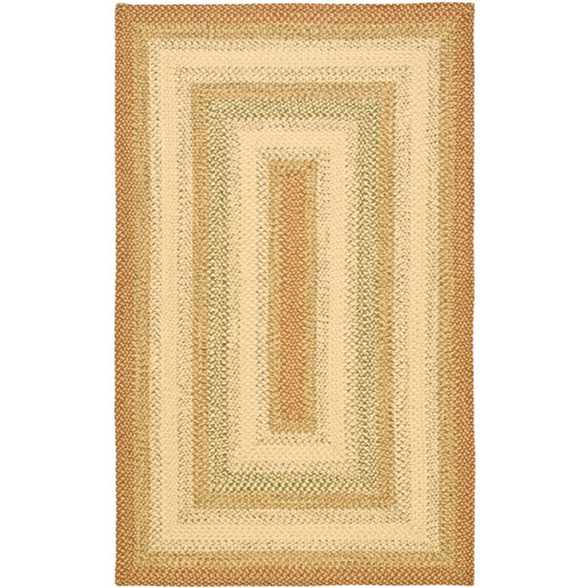 Safavieh Braided Matthew Bordered Area Rug or Runner
