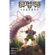 Riftworld Legends #3 - eBook