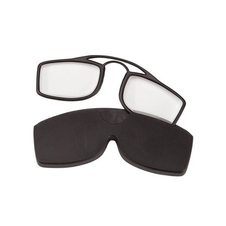 MSR Imports Mini Reading Glasses with Case - Magnifying Readers (Mail Order Glasses Prescriptions)