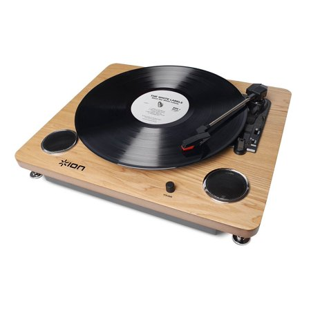 Portable Turntable, Audio Archive Record Player Portable Stereo Turntable