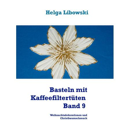 Basteln mit Kaffeefiltertüten - Band 9 - eBook - Halloween Basteln