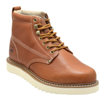 Oak Mens Wedge (Golden Fox Work Boots 6
