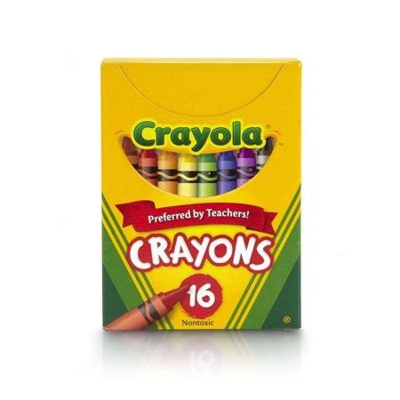 Crayola Classic Crayons 16 Count