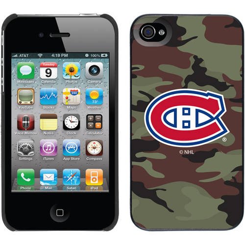 iPhone 4S/4 ThinShield Snap-On NHL Case by Coveroo