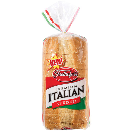 Freihofer's Premium Italian Seeded Bread, 20 oz
